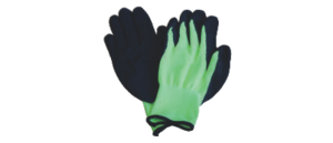 Nitrile-palm-coated-glove-sandy-HI-viz-lime