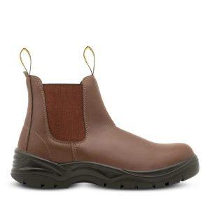 rebel chelsea boot brown
